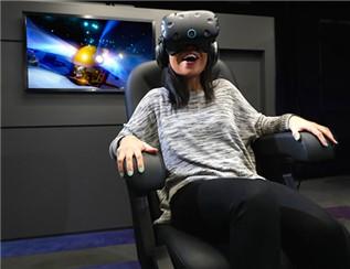IMAX首家VR线下体验中心在洛杉矶开幕