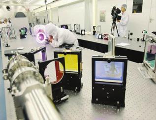 中国大科学装置群在上海崛起