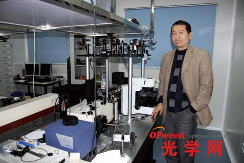 中科院物理研究所研究员、博士生导师李志远教授