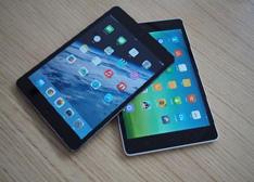真机对比:小米平板 VS iPad mini 2