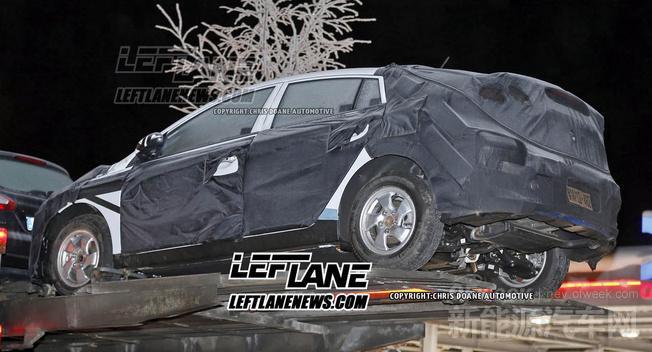 现代混合动力车曝光 明年将在韩国投产