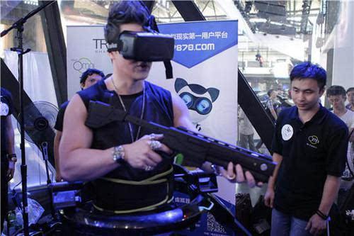 VR体验馆:网吧的次世代转型