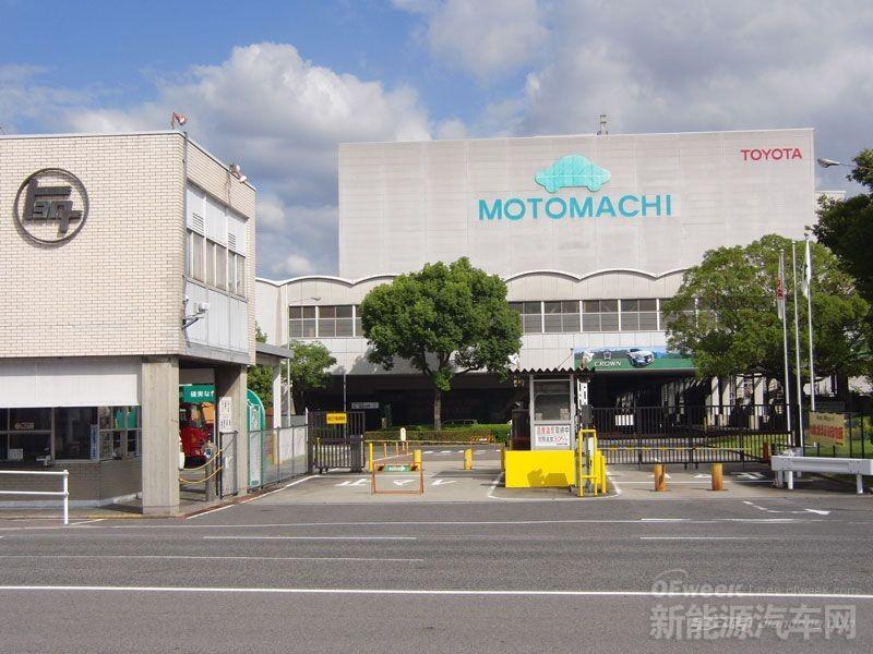 燃料电池汽车丰田Mirai绝密生产线大曝光