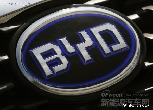 2104年比亚迪营收582亿 新能源汽车业务增长迅猛