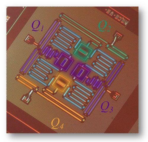 """量子运算研究34年 IBM称""""方砖""""才是量子运算的未来"""