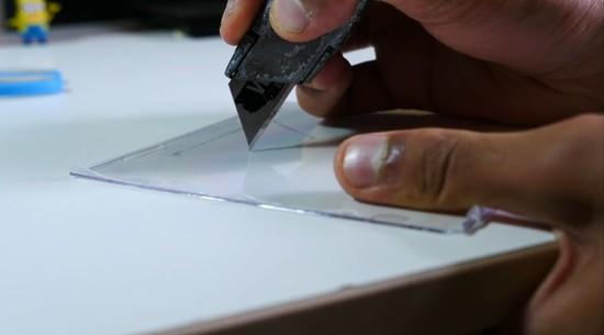 技术宅!智能手机秒变3D全息投影仪