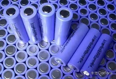 三元锂电池中的主要材料--镍钴铝的高温结构不稳定