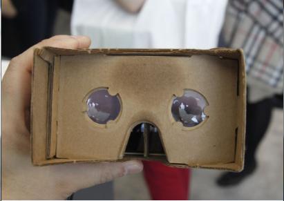 谷歌对Cardboard的音频技术进行了升级