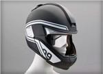 宝马概念摩托车头盔将具有平视显示功能