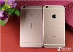PK:vivo X6Plus对比苹果iPhone6s Plus 输赢还不一定?