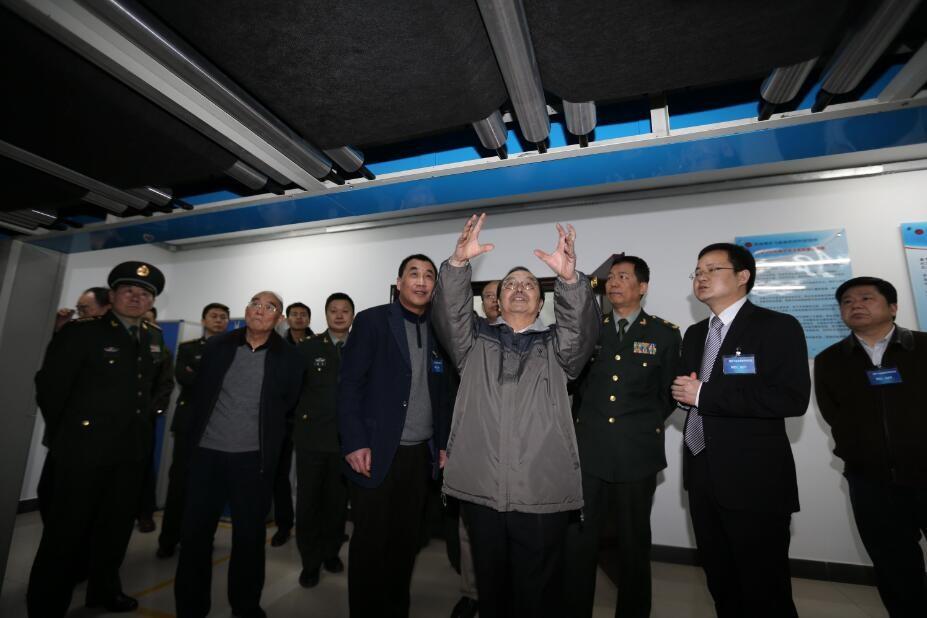 博弈飞:军民融合 富国强军 共圆中国梦