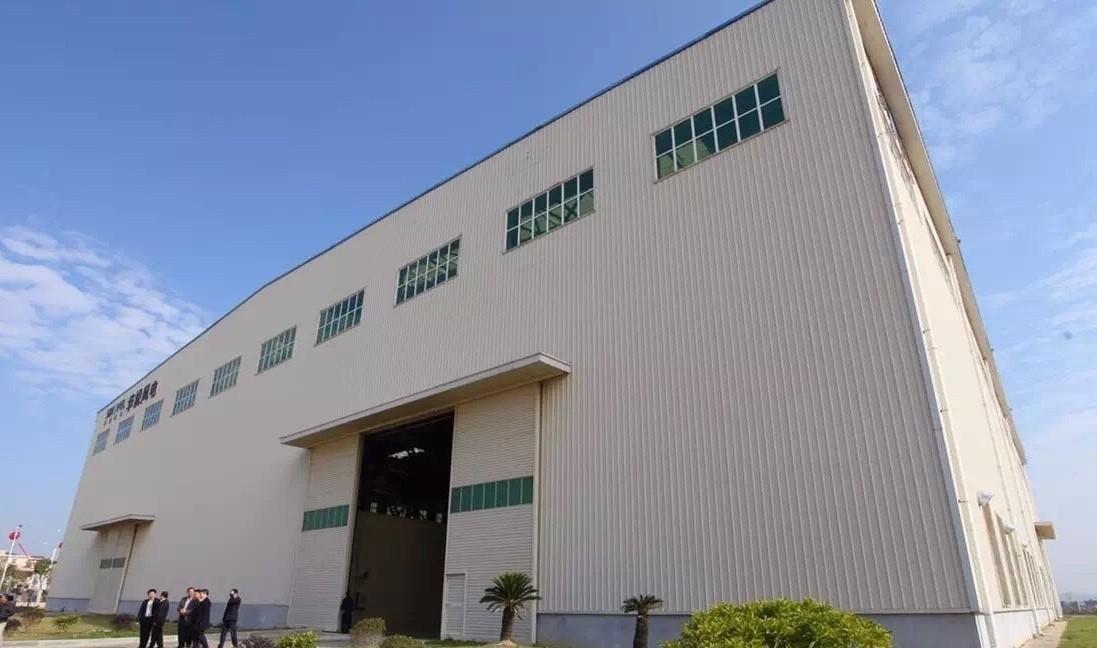华锐风电福建产业基地投产启动