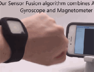 太炫酷 这款智能手表可以远程操控手机
