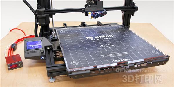 gCreate推出gMax 1.5+和1.5 XT+ 3D打印机升级版