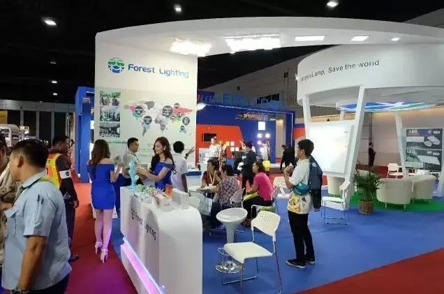 泰国照明展直击 节能政策为LED照明带来商机
