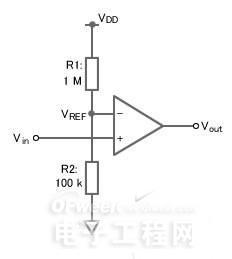 图4:比较器电路