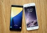 顶尖机皇PK!三星Note7与iPhone 6SPlus对比评测:拍摄差距很大?