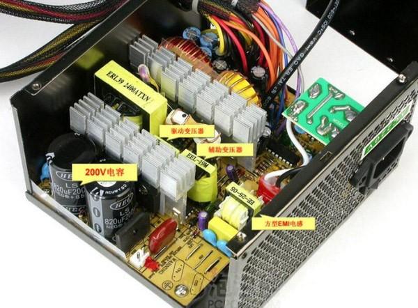 电源主流结构科普