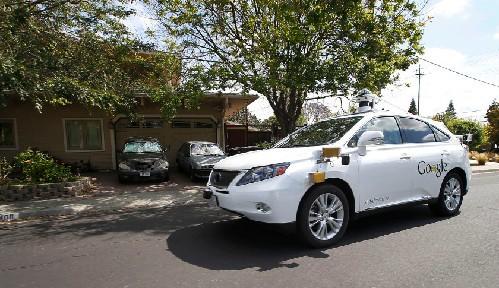 谷歌无人驾驶汽车又撞了 州际电池公司面包车负全责