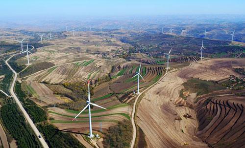 美媒:中国风电场产能闲置 煤炭行业仍受偏爱