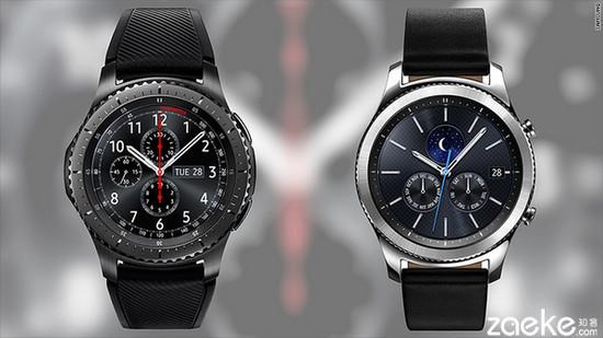 三星Gear S3评测:最强智能手表之一,但依然鸡肋