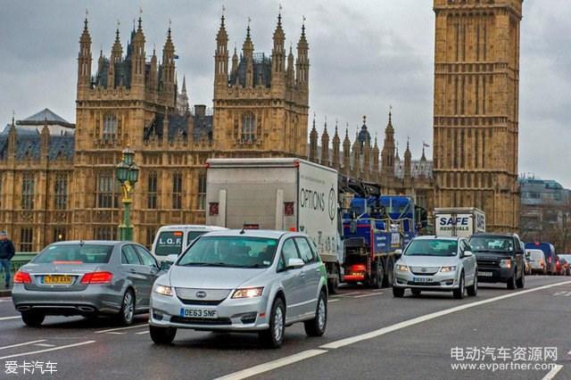 海内存知己 海外的国产电动汽车还好吗?