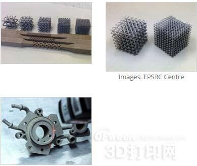 诺丁汉大学开发提高燃油效率的3D打印汽车零部件
