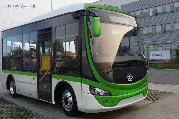 珠海银隆新能源客车项目落户兰州 一期项目投资10亿元