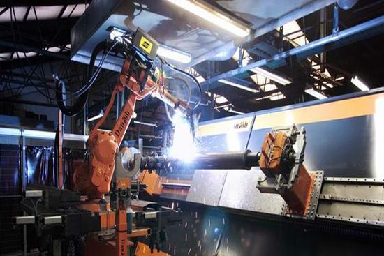 机器人行业:融资难与估值高并存 正经历风口