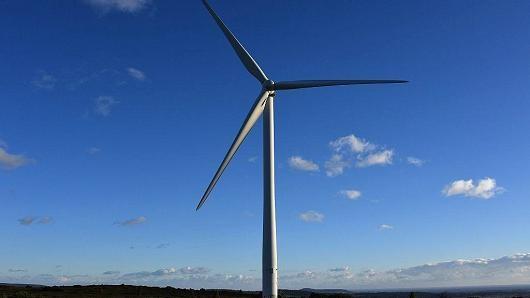 中国去年新增风电占全球近半远超美国