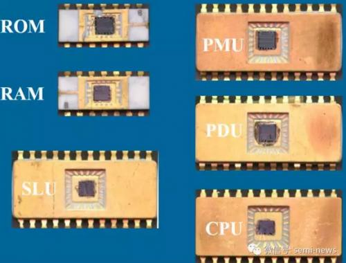 从诞生到无处不在 一文看懂四位微处理器