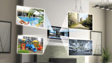 智慧城市建设与楼宇对讲发展不谋而合