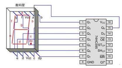 【图】串行led显示电路设计led电路