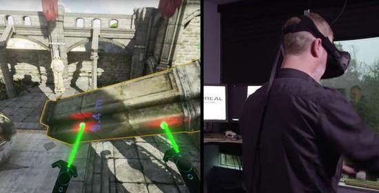 虚幻引擎新增VR编辑器,预计4月对外启动