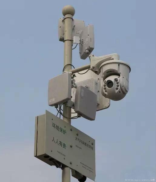 工地为何要装监控摄像头 有啥作用?