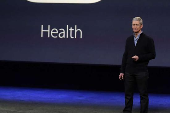 苹果或将开发治疗糖尿病传感器