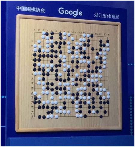 人机大战2.0开打 首局柯洁苦战AlphaGo终落败