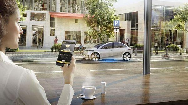 德国Continental希望普及电动汽车无线充电