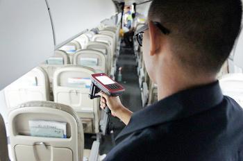 斐济航空采纳RFID技术,加强客舱检查