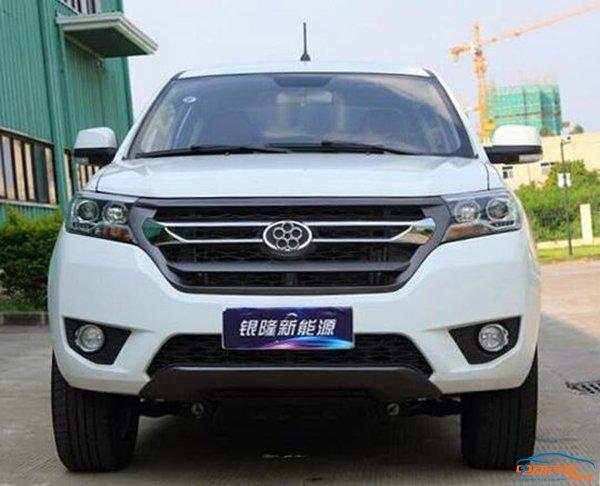 """""""董小姐""""首款纯电动SUV实车曝光,最大续航超200公里"""