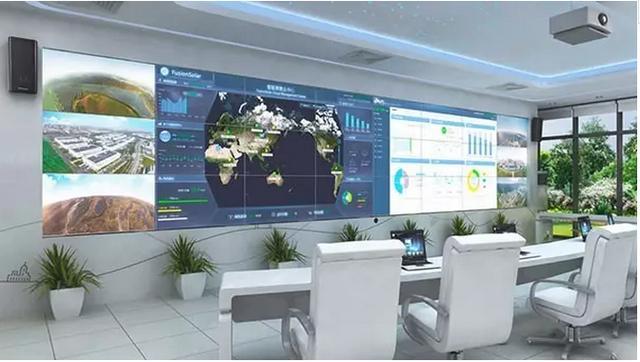 从智能化运维角度分析风电、光伏二次安防监控的重要性