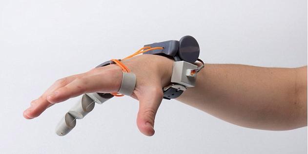 英国学生研发出3D打印手指:或打破传统义肢观念