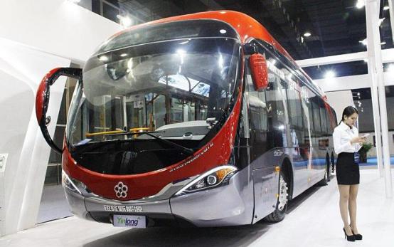 珠海银隆钛酸锂电池客车-锂电池技术路线多元化 三元日益受宠 中国机高清图片