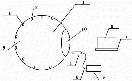 专利丨大视场超光谱成像差分吸收光谱仪光谱定标装置