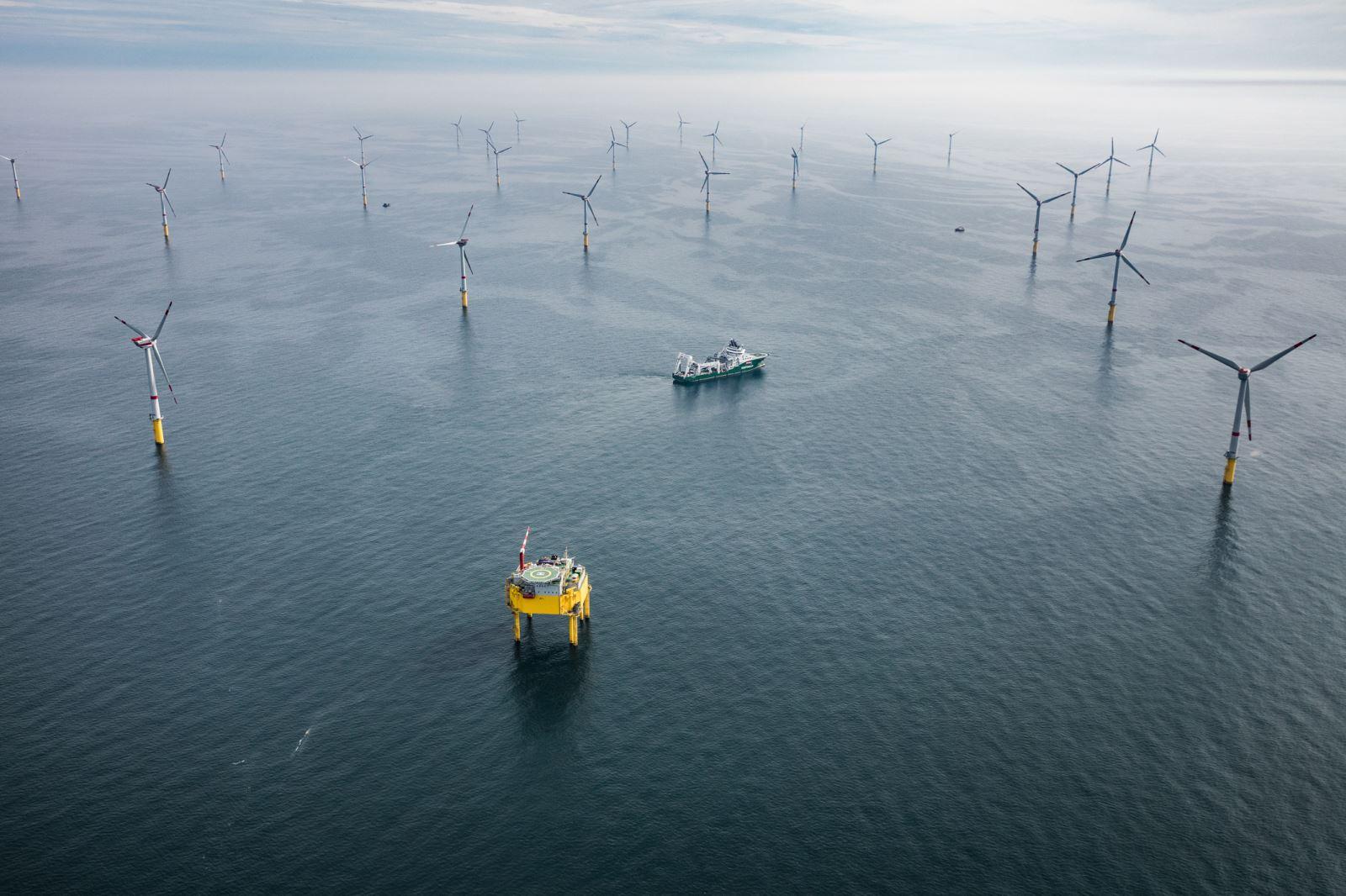 本土企业斩获英国近一半的海上风电工程