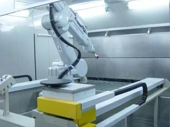 【盘点】应用最广的八类工业机器人!