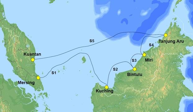 nec完成马来西亚skr1m海底光缆系统建设