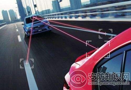 IHS:摄像机在汽车市场将大有可为