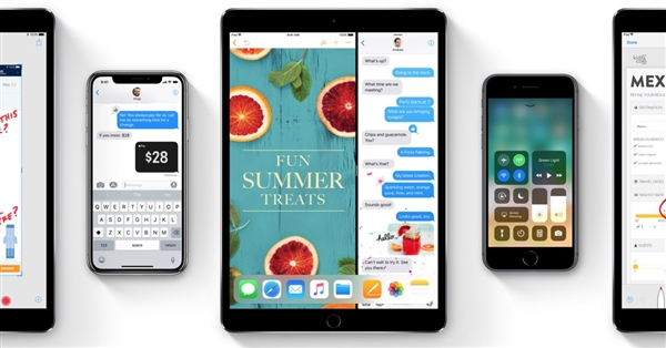 苹果用户:iOS 11是有史以来bug最多的系统