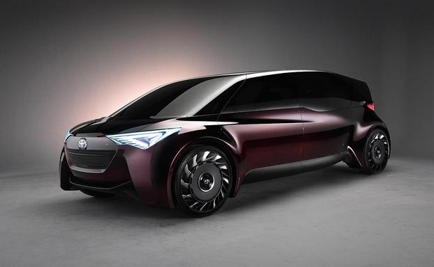 丰田研发非充气式轮胎 打造轻量化电动汽车
